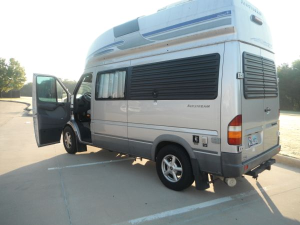 Airstream Sprinter Westfalia For Sale In Grande Prairie Texas