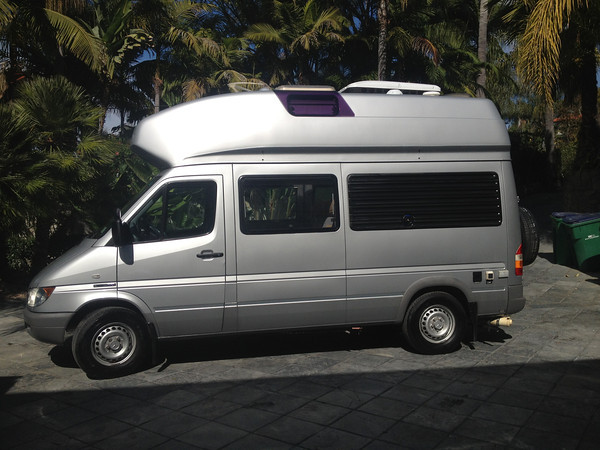 Airstream Sprinter Westfalia for sale in OC, CA