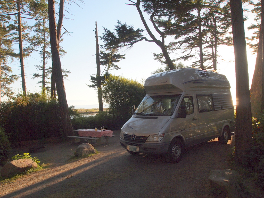 Airstream Sprinter Westfalia for sale near Seattle